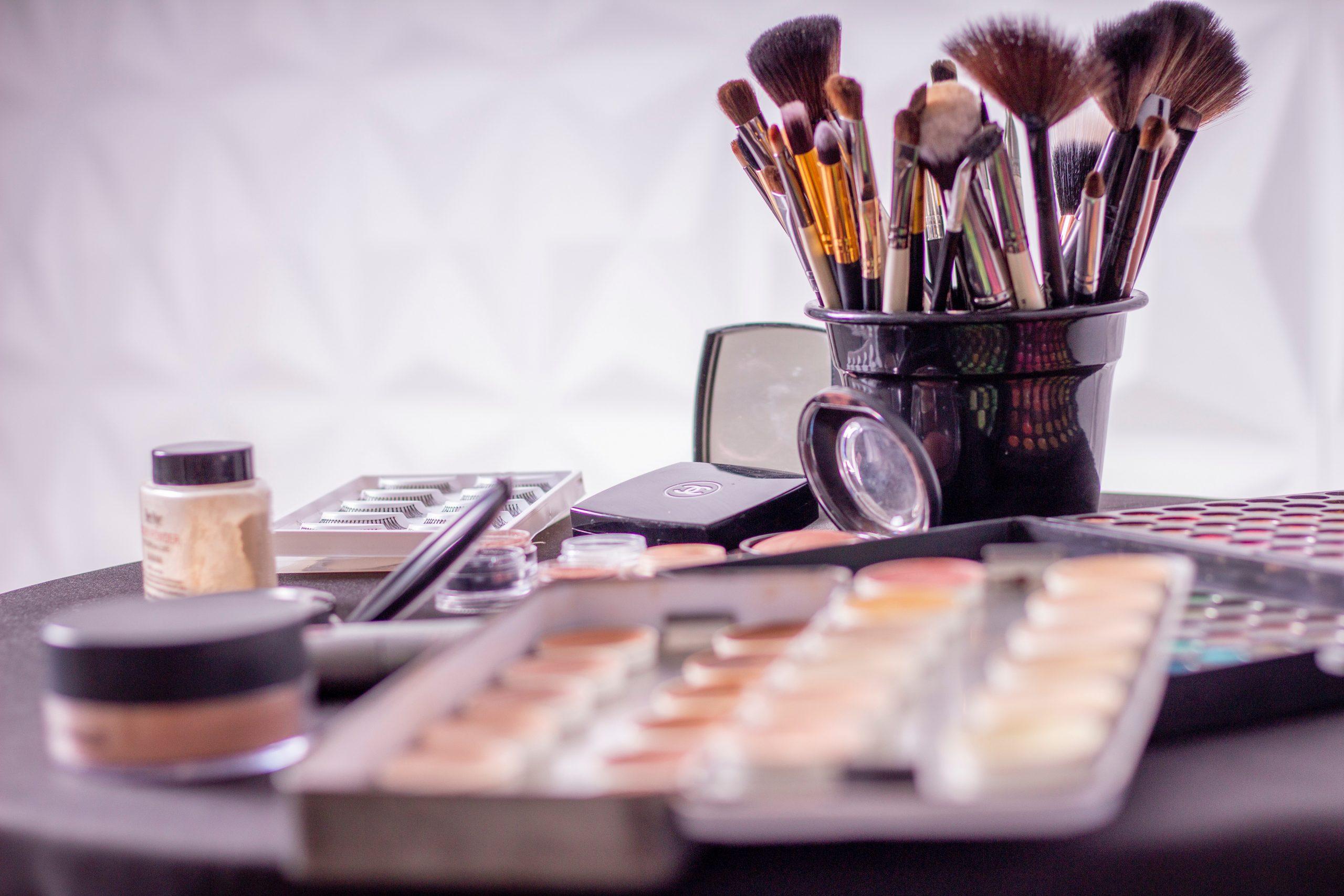kosmetyki - podstawa makijażu